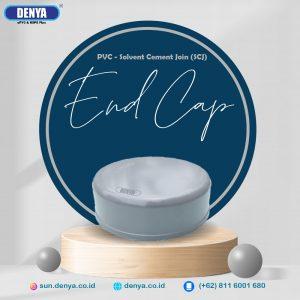 PVC End Cap SCJ